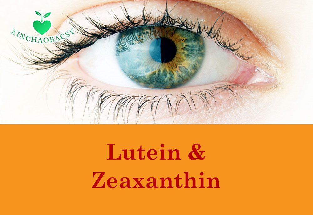 Lutein và zeaxanthin – 2 chất chống lão hóa hàng đầu cho mắt